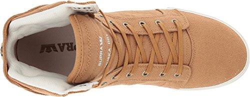 Supra Skytop S18091, Sneaker uomo Tan/Bone White