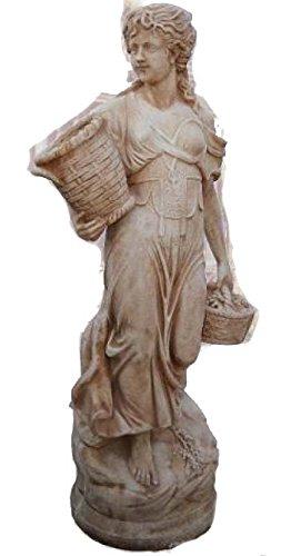 Statua da Giardino Decoro Venere del Paese - H cm 140 cm