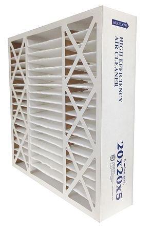 Air Cleaner Filter 20X25X5 0.35Efncy