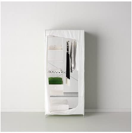 armario portatil tela ikea