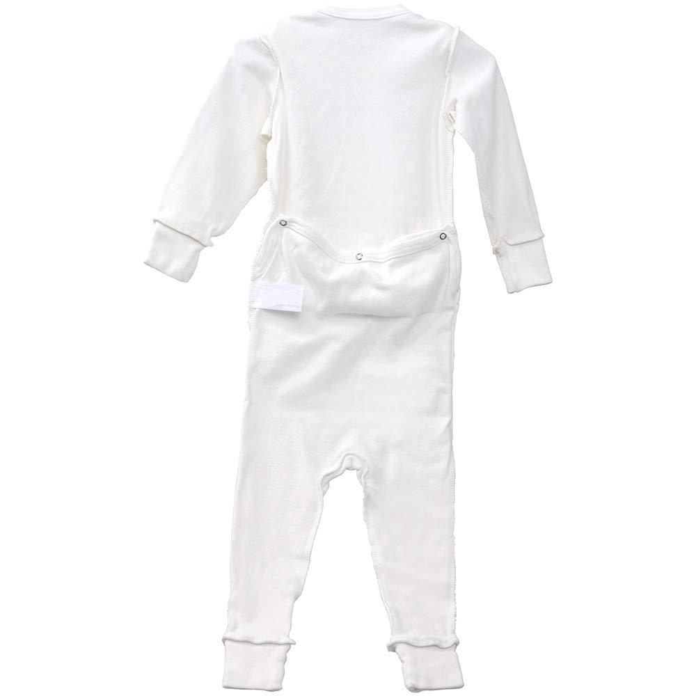 1-Pack Reduce Desire to Scratch Mustela Stelatopia Skin Soothing Pajamas Baby Pajamas for Eczema-Prone Skin