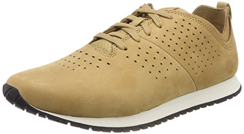 Timberland Herren Retro Runner Oxford, A1ijl Black Braun (Iced Coffee Nubuck K38)