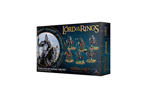 Lord of the Rings: Knights of Minas Tirith (Lord Of Rings Games Workshop)