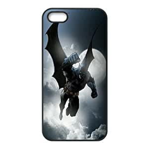 [MEIYING DIY CASE] For Apple Iphone 5 5S Cases -Batman and Catwoman-IKAI0447816
