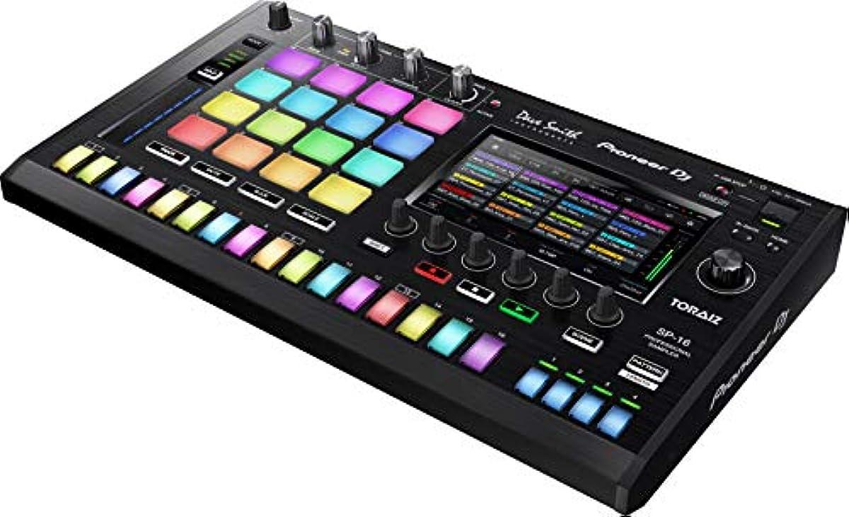[해외] PIONEER DJ 프로패셔널 샘플러 TORAIZ SP-16