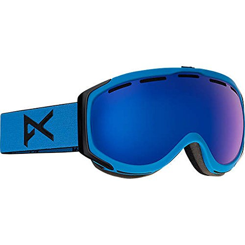 Anon Hawkeye Snow Goggles Blue with Blue Cobalt Lens Anon Hawkeye Snow Goggles