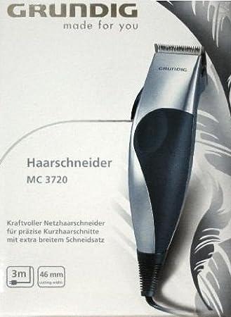 Grundig MC 3720 trimmer de pelo: Amazon.es: Electrónica