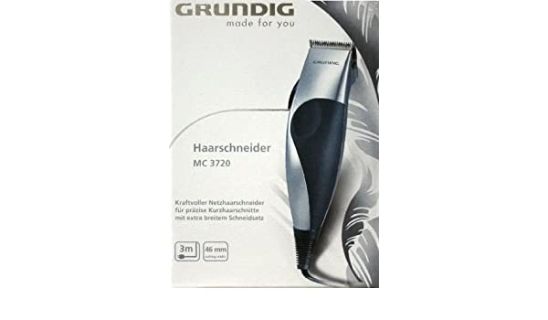 Grundig MC 3720 trimmer de pelo: Amazon.es: Electrónica