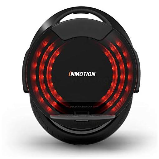 Inmotion (INMOK) Inmotion V8F Gyroroue Adulte Unisexe, Noir, Unique