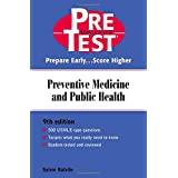 Preventive Medicine and Public Health PreTest Self-Assessment and Review, Ninth Edition