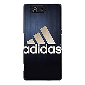 Well-known brand Adidas Phone Case For Sony Xperia Z3 Compact (Z3 mini) Adidas Crystal Style