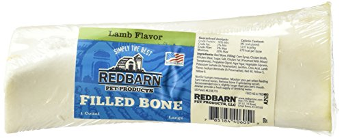 - Redbarn - Lamb Flavor Meat Filled Bone