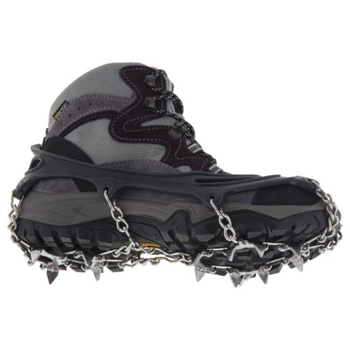 Kahtoola MICROspikes Traction System - Black Medium by Micro Spikes