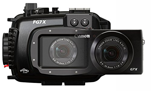 Fantasea FG7X Underwater Housing AND Can - Fantasea Camera Housing Shopping Results