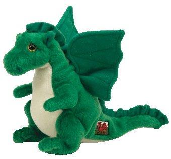 Dewi Y Ddraig the Green Dragon - 6