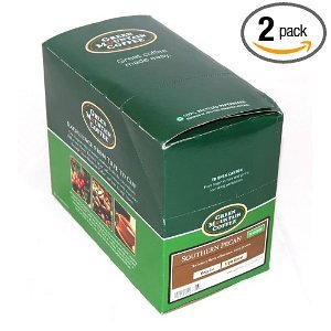 Green Mountain Coffee Southern Pecan, K-Cup Hunk Pack for Keurig K-Cup Brewers 24-Count (Pack of 2)