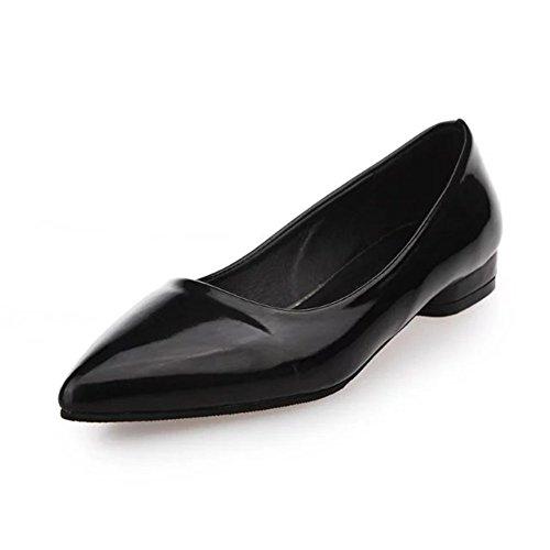 poco profundos bajo Joker zapatos/La versión coreana de los planos superficiales en la primavera/Zapatos de Joker C