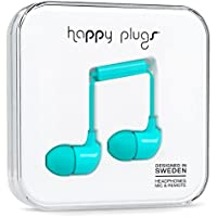 Happy Plugs 7722 In-Ear Headphones Turquoise