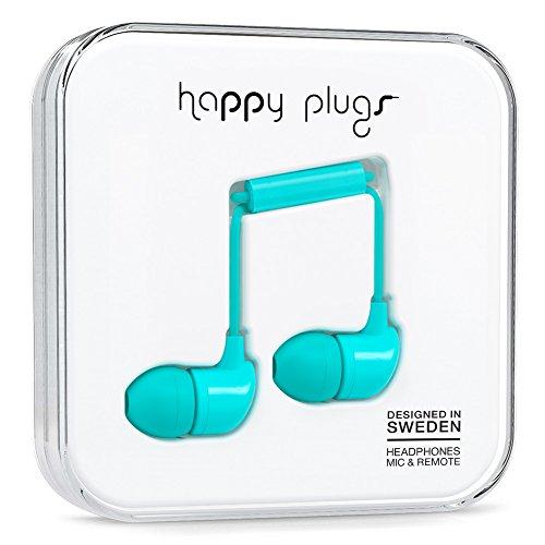 Happy Plugs 7722 Headphones Turquoise product image