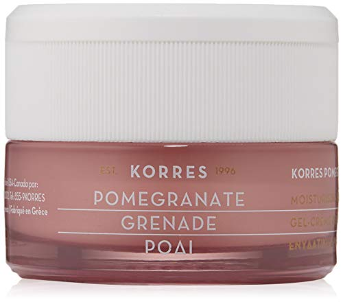 (KORRES Pomegranate Moisturising and Balancing Cream-Gel)