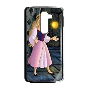 LG G2 Cell Phone Case Black Disney The Black Cauldron Character Princess Eilonwy Hjqge