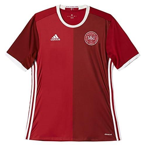 1d7b828b6 adidas Men s Soccer Denmark Home Player Jersey 30%OFF - nambepueblo.org