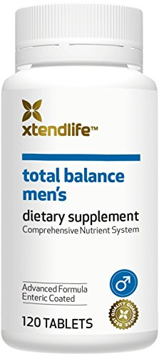 - Xtend-Life Total Balance Men's Multivitamin / Multinutrient Supplement for Anti-Aging & General Health (120 Enteric Coated Tablets)
