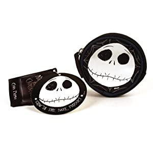 Nightmare Before Christmas Purse - Glow in the Dark - Official ...