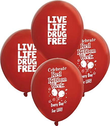 Celebrate Red Ribbon Week 11
