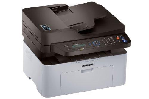 Samsung Xpress M2070FW Multifunktionsgerät (Scanner, Kopierer, Drucker, Fax, WiFi, USB 2.0) schwarz/weiß