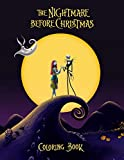 The Nightmare Before Christmas Coloring Book: High Quality Coloring Book