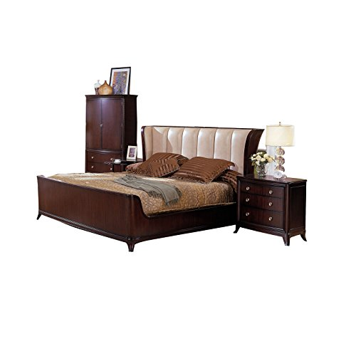 Leather Bedstead - 7