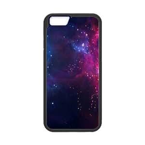 [Funny Series] IPhone 6 Plus Case Space 37, Phone 6 Plus Case Cute Okaycosama - Black