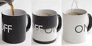 Magic Heat Sensitive Mug - ON/OFF
