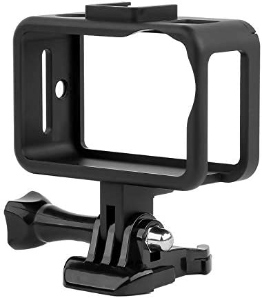Aluminium Alloy Standard Border Frame Mount Protective Housing with Screw for DJI New Action Durable