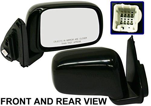 side mirror honda crv 1998 model - 1