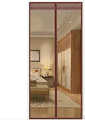 Mosquitera MagnéTica para Puerta 100 * 220Cm Anti Insecto, Buena VentilacióN, InstalacióN FáCil para Puertas Cortina De Sala De Estar La Puerta del BalcóN Puerta Corredera,100x190cm(39x75inch): Amazon.es: Hogar