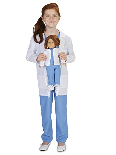 [Doctor Child Costume M (8-10) with Matching 18