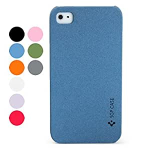 Frosted Protective Case for iPhone 4 and 4S (Assorted Colors) --- COLOR:Gray