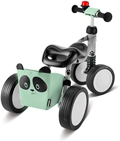 Puky Wutsch Bundle Kleinkinder Rutschfahrzeug Lern Laufrad Panda