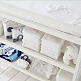 GERBER 10 Piece Organic Prefold Gauze Diaper with