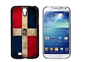 Dominican Republic Flag Galaxy S4 Phone Case