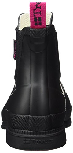 Tretorn Black Forest Black UK Dark Boots Women's Wellington Eva Låg 4 ZpwZqzr4