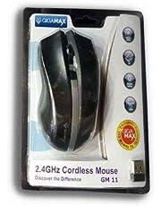جيجاماكس فأرة لاسلكي متوافقة مع بي سي ولابتوب - 65447854