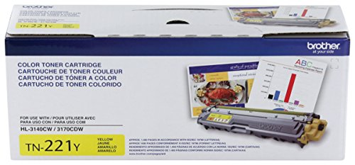 brother-printer-tn221y-standard-yield-yellow-toner-cartridge