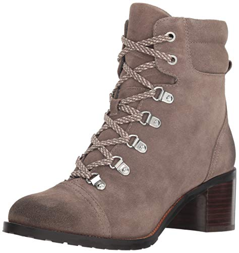 Sam Edelman Women's Manchester Fashion Boot, Flint Grey Suede, 11 M US (Sam Edelman Kent Over The Knee Boots)