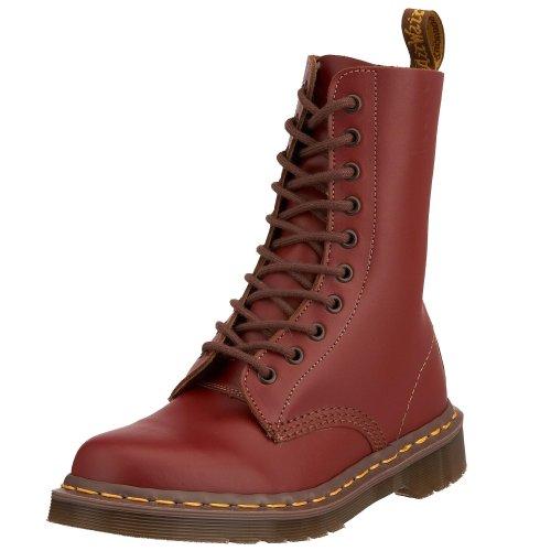 Dr. Martens 1490 10 eye boot Oxblood Quilon