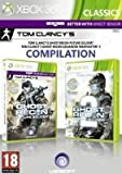 Tom Clancy's Ghost Recon Double Pack - Includes Ghost Recon Future Soldier & Advanced Warfighter 2 (XBOX 360 Game)