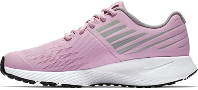 Nike Star Runner (GS), Zapatillas de Running para Hombre, Rosa (Pink Rise/White/Atmosphere Grey/White 602), 36.5 EU: Amazon.es: Zapatos y complementos