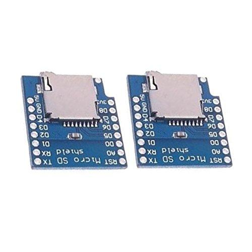 Micro SD Card ,Shield IoT Wireless Control ,for D1 Mini ESP8266 WiFi WeMos Module